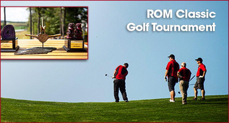 ROM Golf tournament