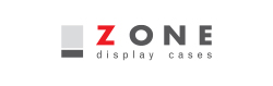 Zone Display Cases Logo