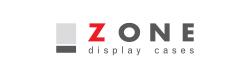 Zone Display Cases Logo