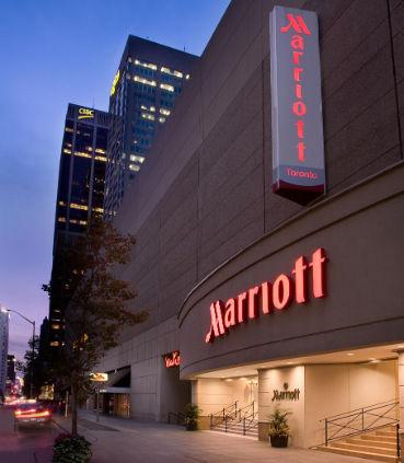 Mariott Hotel Photo