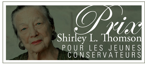 Shirley Thomson Award