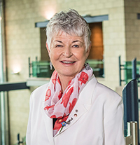 Elinor Gill Ratcliffe   Head shot
