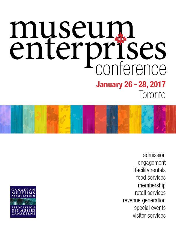 Museum Enterprises Conference 2017