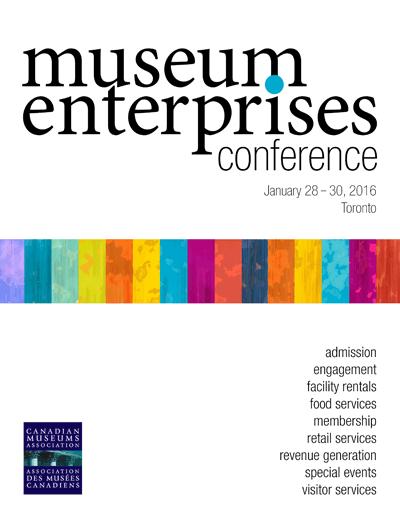 Museum Enterprises Conference 2016
