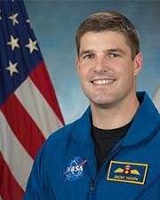 Jeremy Hansen Portrait