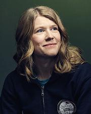 Sarah Parcak Portrait