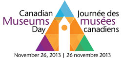Canadian Museums Day