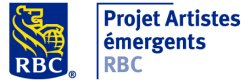 RBC, Emerging Artists logo, FR