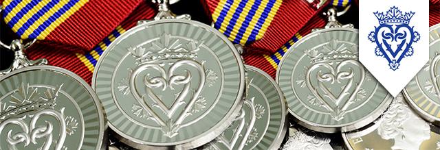 Sovereign's Medal logo