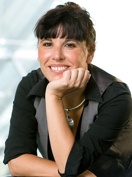 Natalie Bondil portrait
