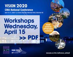 Program Cover - Workshops