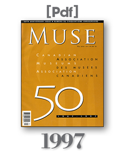 1997 Muse cover