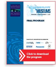 Conference program link